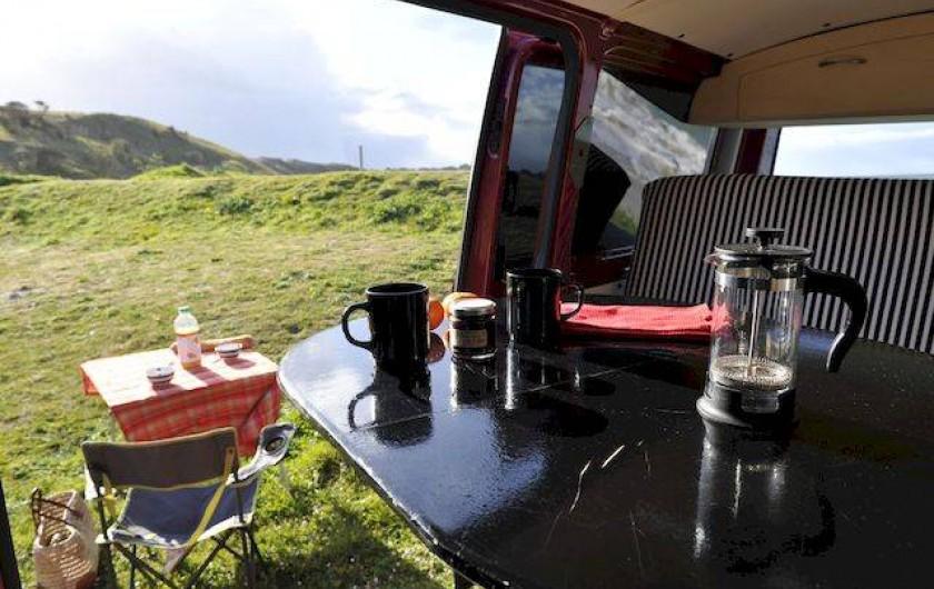 Location de vacances - Camping-car à Le Palais