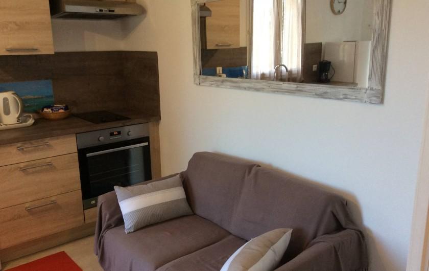 Location de vacances - Appartement à Eccica-Suarella