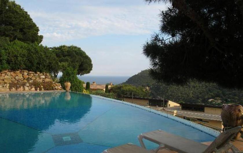 Location de vacances - Maison - Villa à Begur - Piscina Conmunitaria