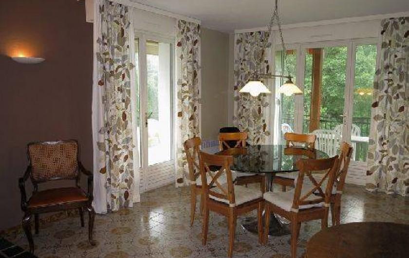 Location de vacances - Villa à Nayemont-les-Fosses