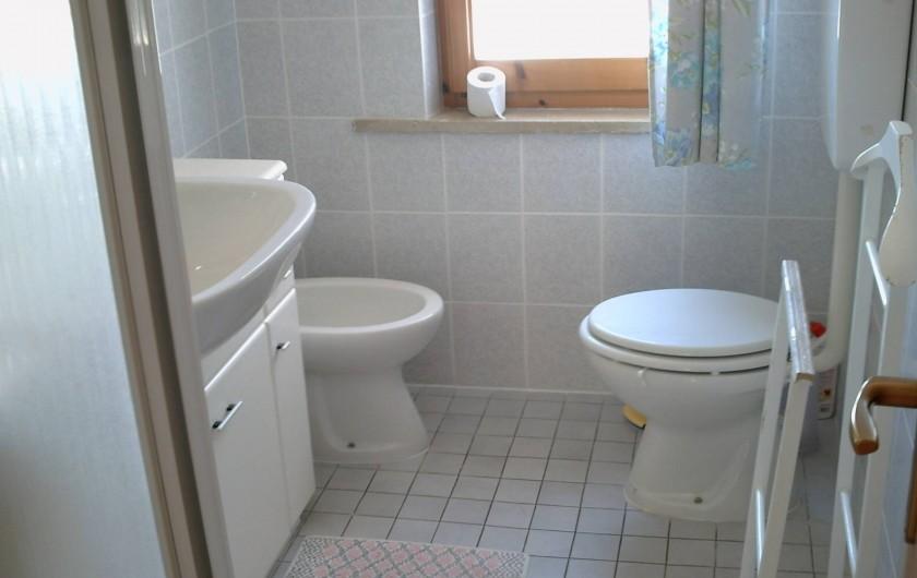 Location de vacances - Villa à Novafeltria - Salle de bain 2ième Etage