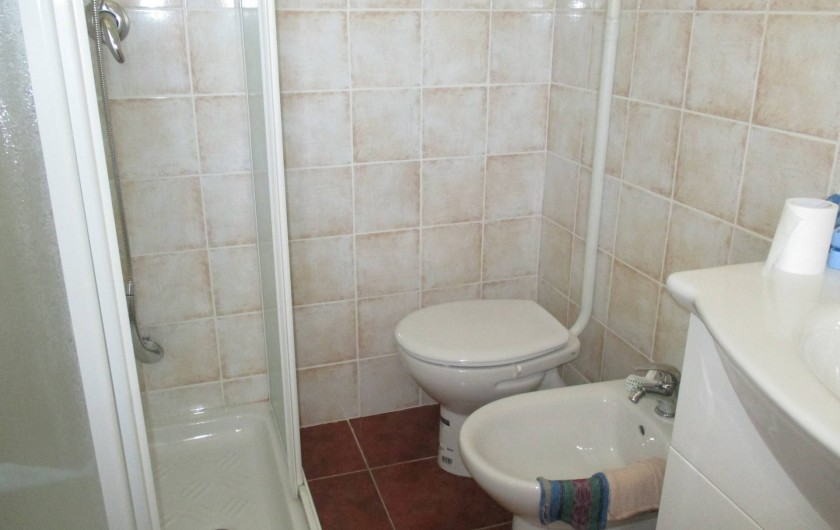 Location de vacances - Villa à Novafeltria - Salle de bain 1er étage