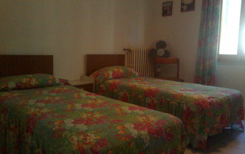 Location de vacances - Villa à Novafeltria - Chambre 2ième Etage