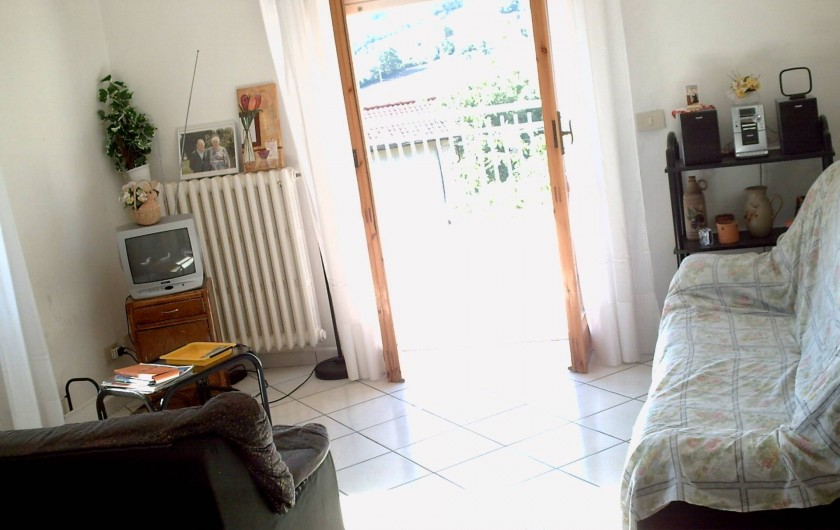 Location de vacances - Villa à Novafeltria - Salon 2ième Etage
