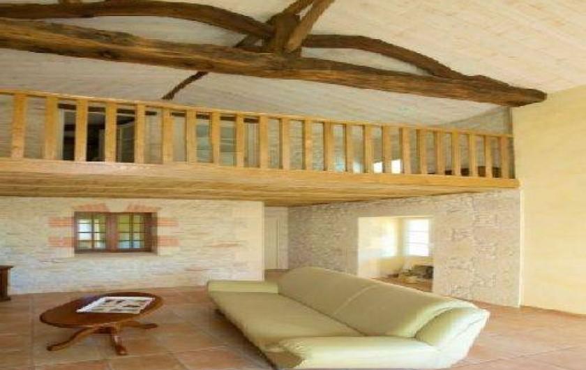 Location de vacances - Gîte à Sainte-Gemme-la-Plaine