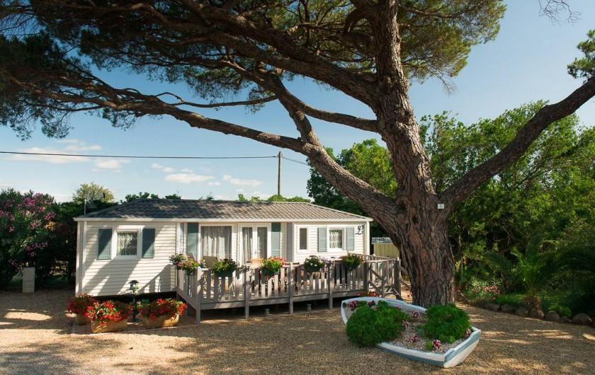Location de vacances - Camping à Saint-Thibéry