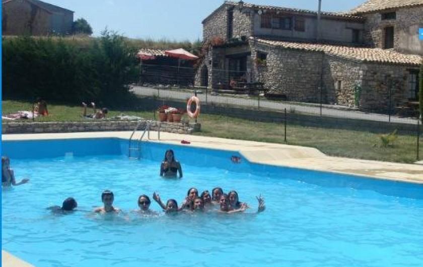 Location de vacances - Gîte à Paúles de Sarsa