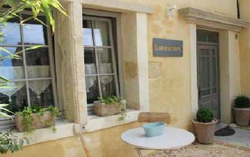 Location de vacances - Maison - Villa à Visan