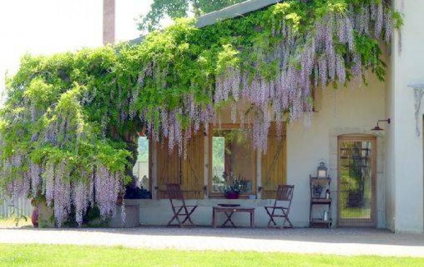 Location de vacances - Chambre d'hôtes à Arraye-et-Han