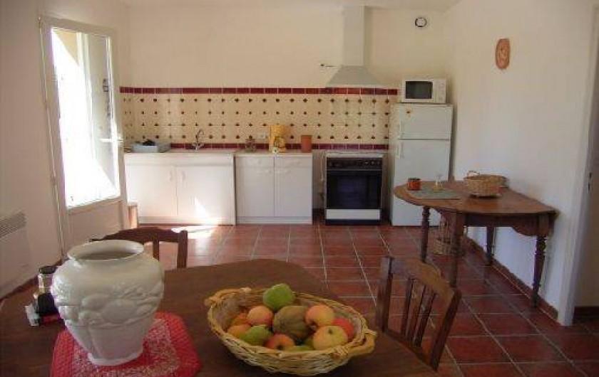 Location de vacances - Mas à Rognonas