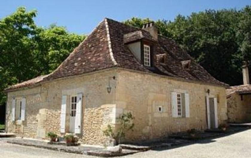 Location de vacances - Villa à Saint-Martin-des-Combes - La Chartreuse