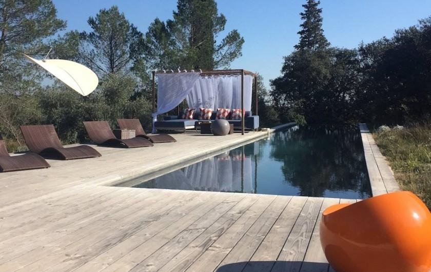 Location de vacances - Chambre d'hôtes à Nîmes