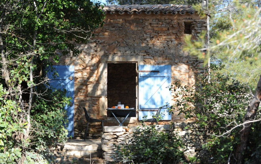 Location de vacances - Chambre d'hôtes à Nîmes - Pool House