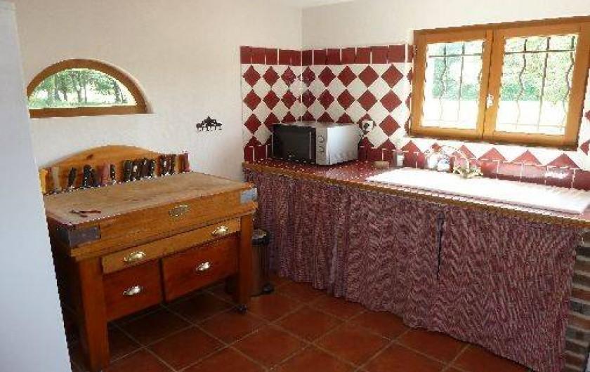 Location de vacances - Gîte à La Marolle-en-Sologne