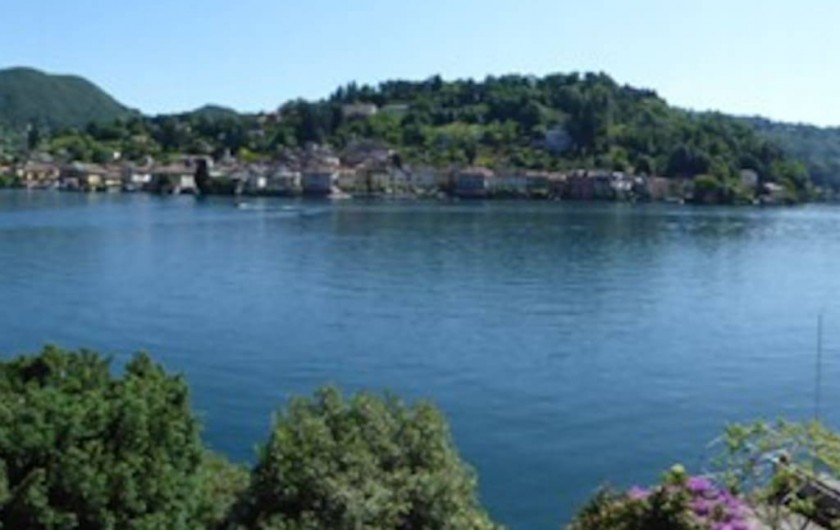 Location de vacances - Villa à Isola San Giulio - panorama