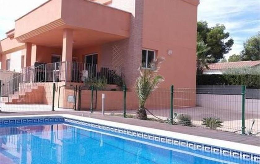 Location de vacances - Villa à L'Ametlla de Mar - Villa Aléis