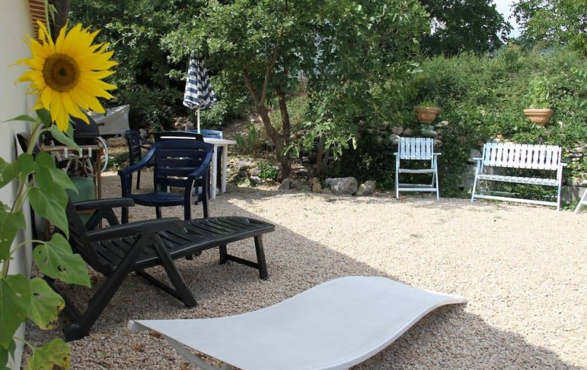 Location de vacances - Studio à Seillans