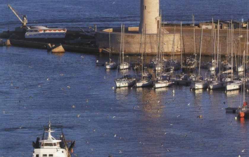 Location de vacances - Maison - Villa à Frontignan - le port de Sète