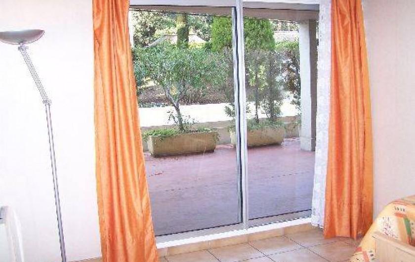 Location de vacances - Appartement à Cannes - Cannes beach- Chambre