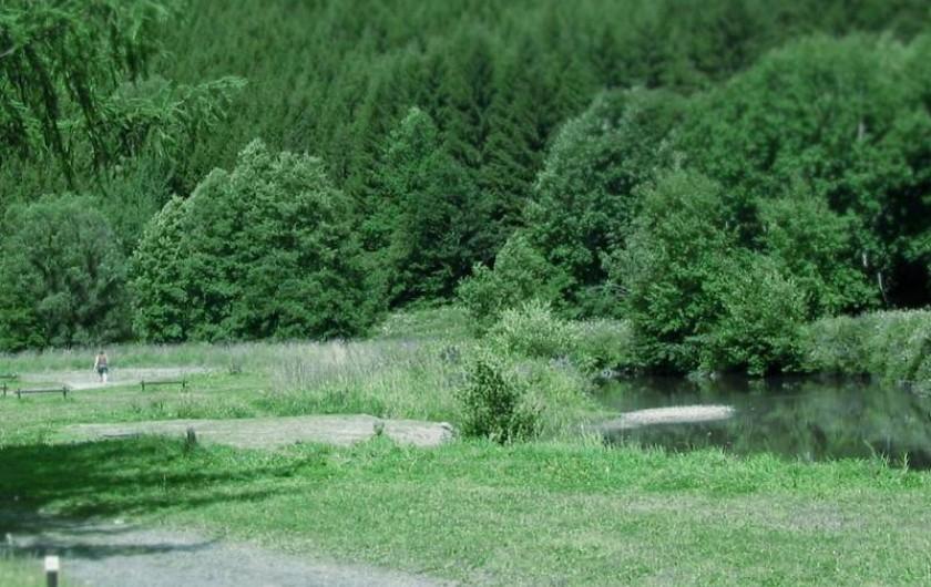Location de vacances - Camping à Radelange