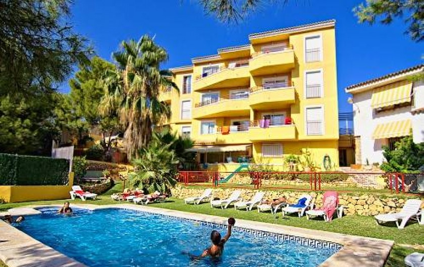 Location de vacances - Appartement à Benidorm