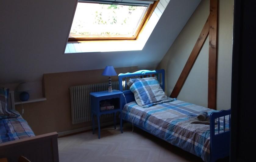 Location de vacances - Gîte à Ottrott - Chambre 5