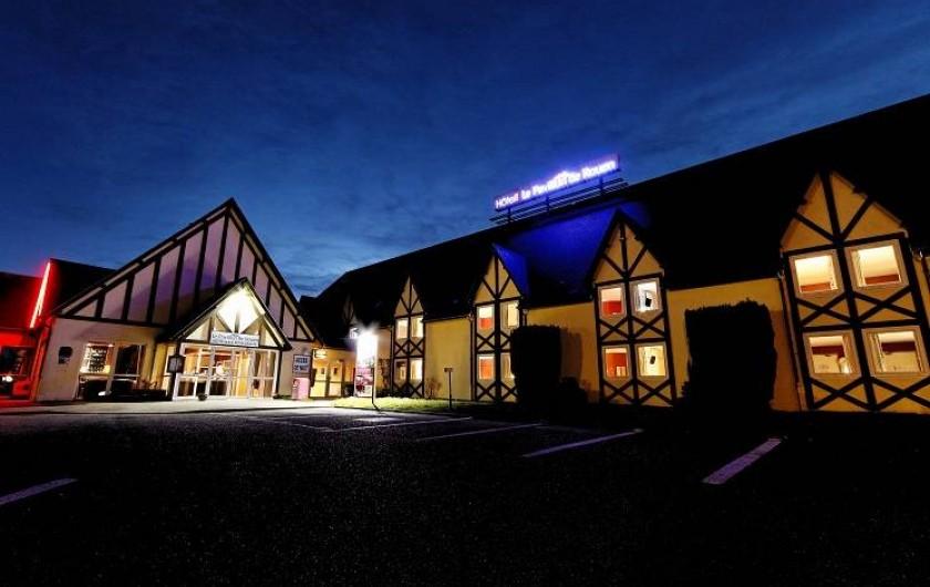 Location de vacances - Hôtel - Auberge à Franqueville-Saint-Pierre