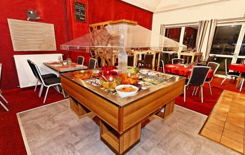 Location de vacances - Hôtel - Auberge à Franqueville-Saint-Pierre - BUFFET D'ENTREES
