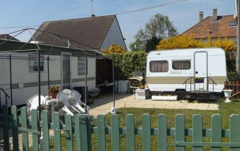 Location de vacances - Bungalow - Mobilhome à Saint-Valery-sur-Somme