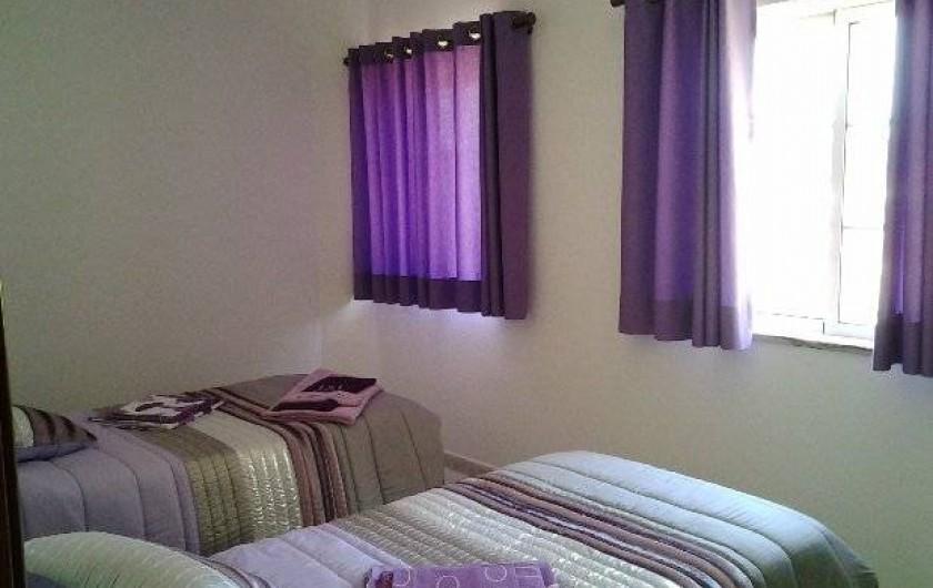 Location de vacances - Appartement à Armação de Pêra - Chambre 2