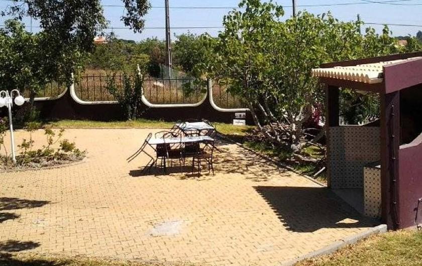 Location de vacances - Appartement à Armação de Pêra - BBQ