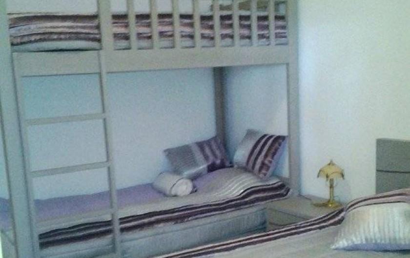 Location de vacances - Appartement à Armação de Pêra - Chambre 3
