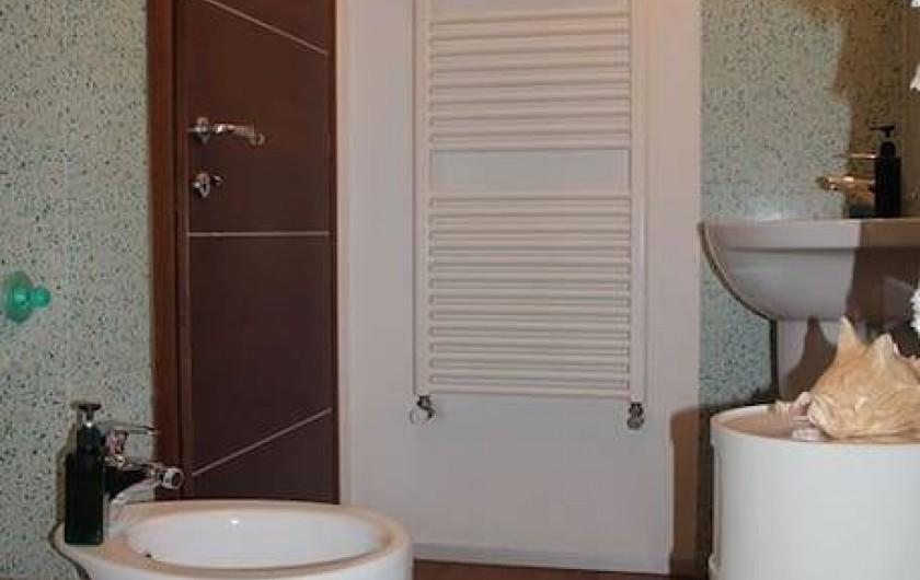 Location de vacances - Appartement à Venise - salle de bain nr.2