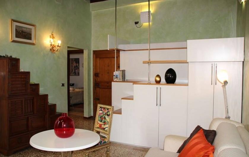 Location de vacances - Appartement à Venise - Mezzanine