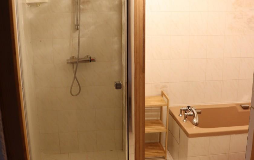 Location de vacances - Gîte à Fournets-Luisans - Terrasse