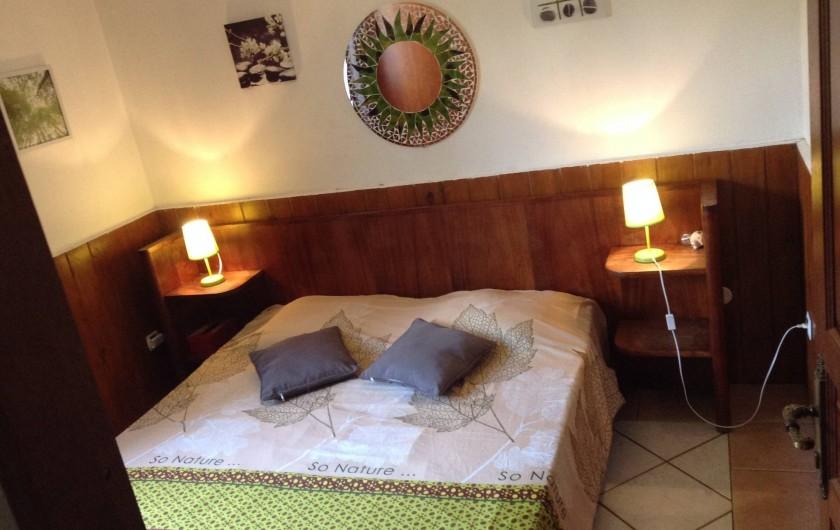 Location de vacances - Villa à Saint-Pierre - Chambre 6 : zen, ventilée