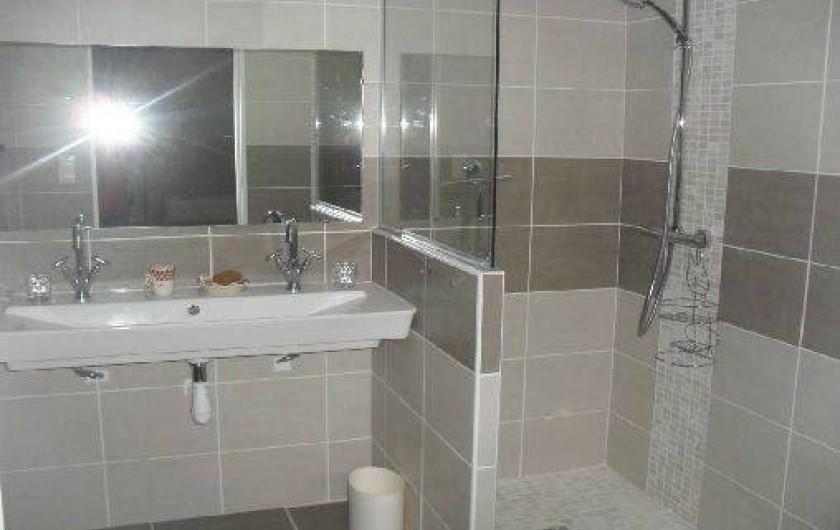 Location de vacances - Maison - Villa à Richerenches - salle d'eau 2