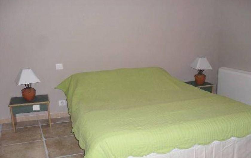 Location de vacances - Maison - Villa à Richerenches - chambre 2