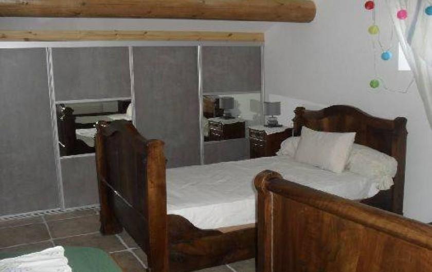 Location de vacances - Maison - Villa à Richerenches - chambre 3