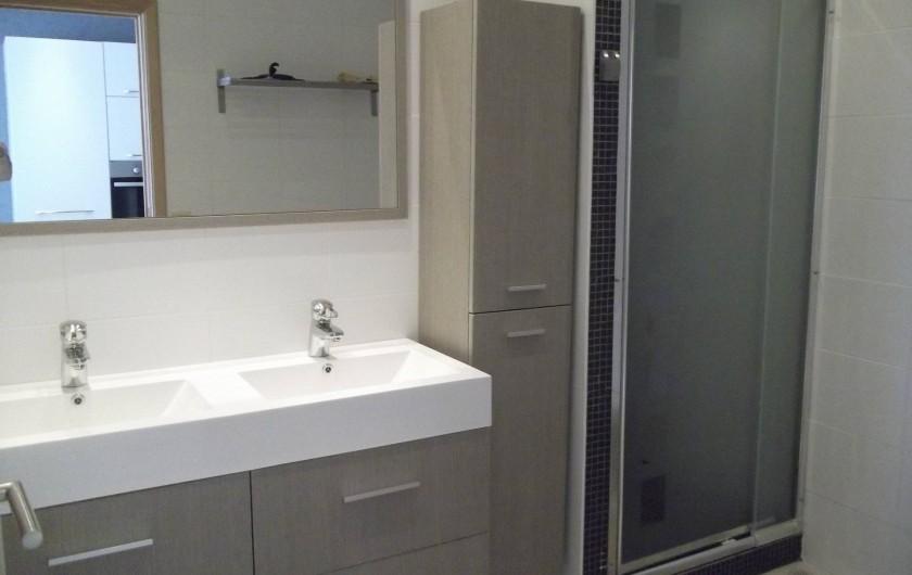 Location de vacances - Villa à Malmedy - Salle de bain