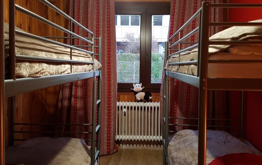 Location de vacances - Villa à La Bresse - Chambre 2