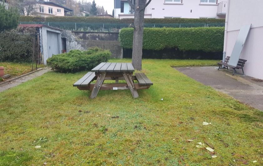 Location de vacances - Villa à La Bresse - Extérieur