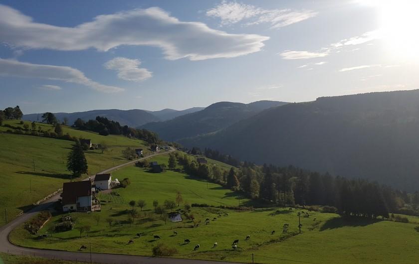 Location de vacances - Villa à La Bresse - La crois des moinats