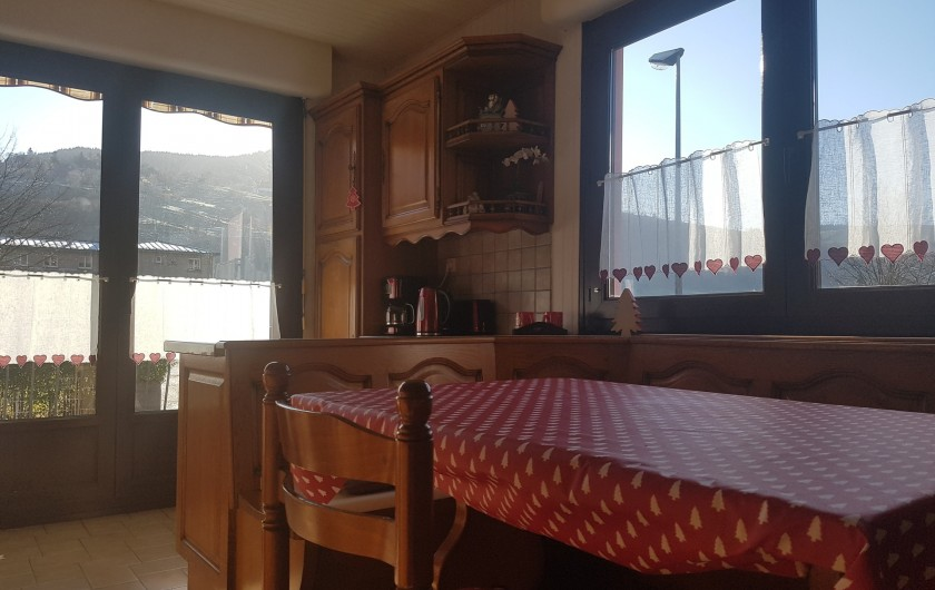 Location de vacances - Villa à La Bresse - Cuisine