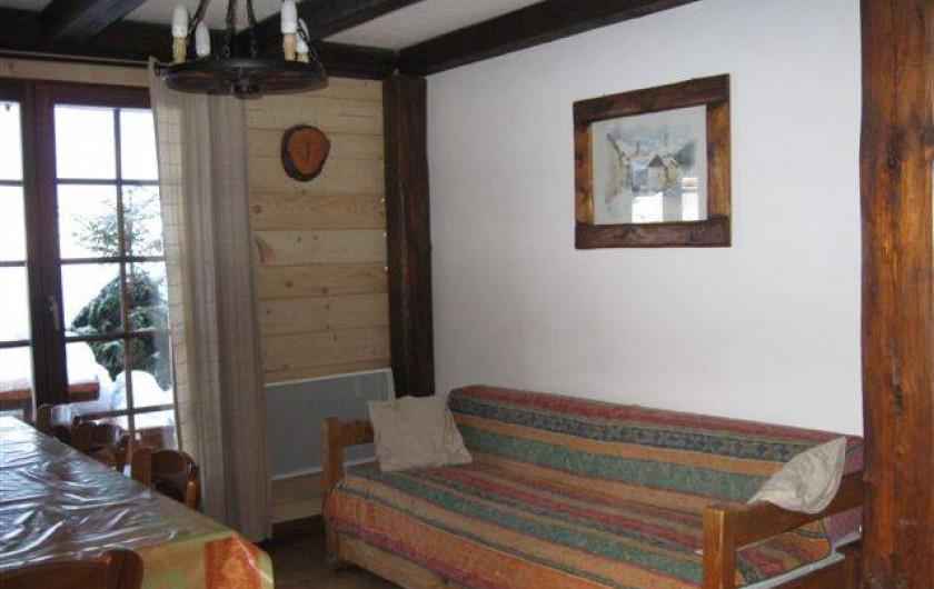 Location de vacances - Chalet à Châtel - Appartement B