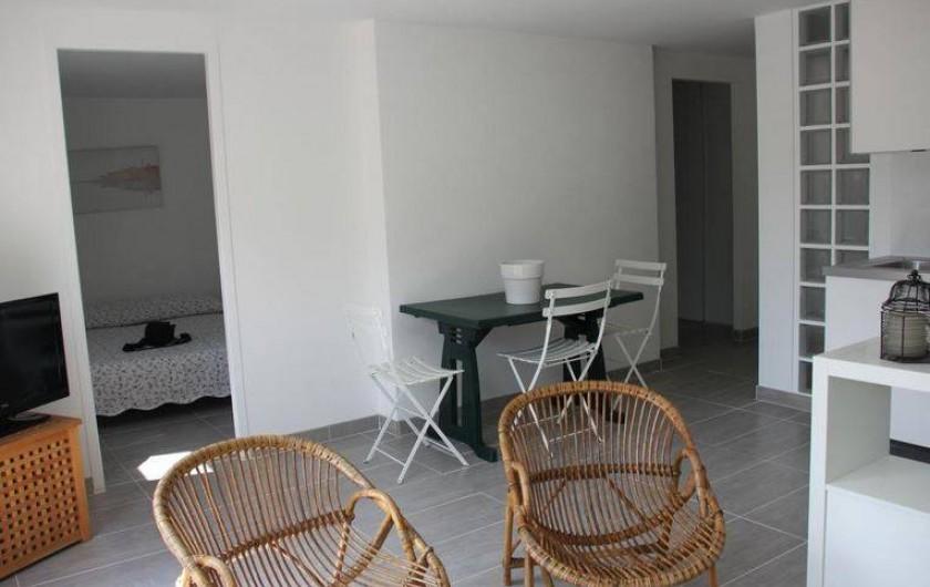 Location de vacances - Appartement à Bormes-les-Mimosas