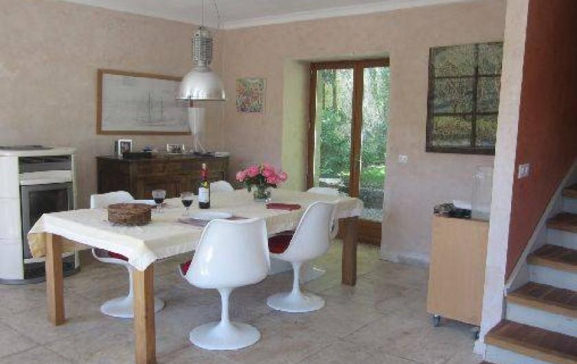 Location de vacances - Villa à Cabrerets