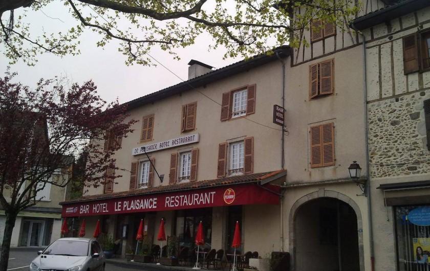 Location de vacances - Hôtel - Auberge à Maurs