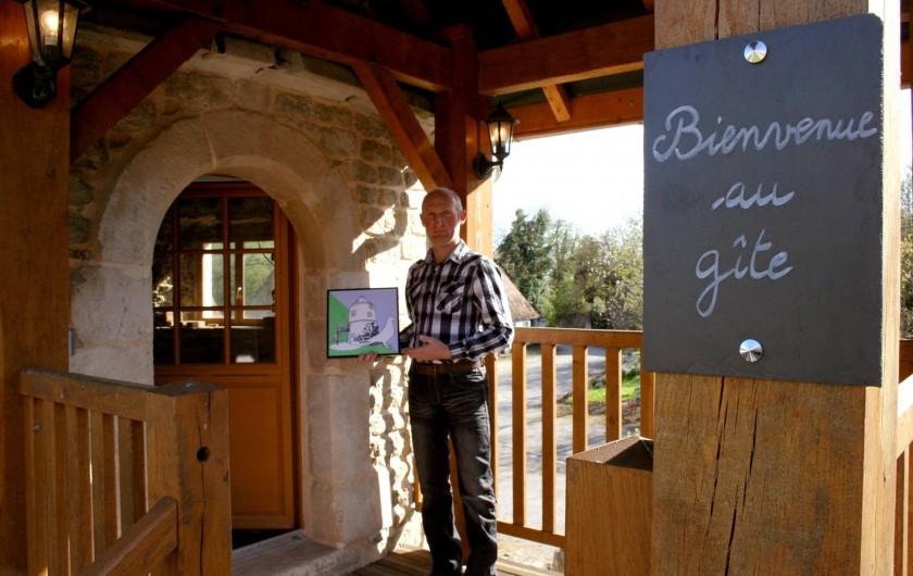 Location de vacances - Insolite à Baincthun - Bienvenue au Gîte
