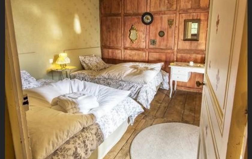 Location de vacances - Gîte à Saint-Loup-Lamairé